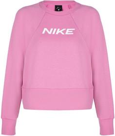 Свитшот женский Nike Dri-FIT Get Fit, размер 46-48