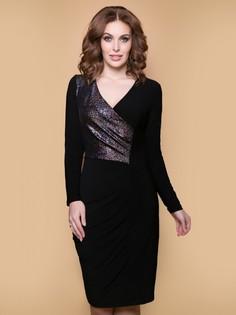 Платье тоффи (блэк) Belluche