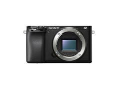 Фотоаппарат Sony Alpha 6100 Body Black