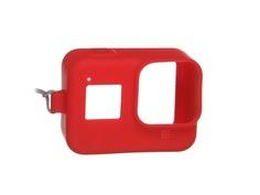 Аксессуар GoPro AJSST-008 Red для Hero 8 чехол силиконовый