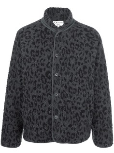 YMC флисовая куртка на пуговицах
