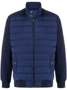 Polo Ralph Lauren куртка с контрастными вставками