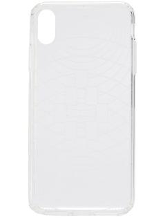 MARCELO BURLON COUNTY OF MILAN чехол Wireframe для iPhone XS