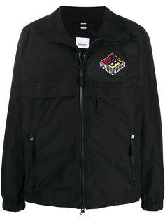 Burberry куртка с вышивкой Logo Graphic