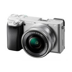 Системные камеры Фотоаппарат SONY Alpha A6400LS kit ( E PZ 16-50мм f/3.5-5.6 OSS), серебристый [ilce6400ls.cec]