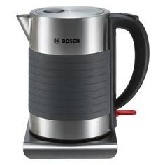 Чайник электрический Bosch TWK7S05, серый
