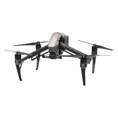 Квадрокоптер DJI Inspire 2 без камеры, серый