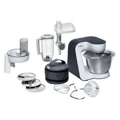 Кухонная машина BOSCH MUM50131, белый / черный