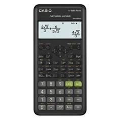 Калькулятор CASIO FX-85ESPLUS-2-SETD, 12-разрядный, черный