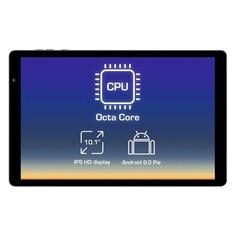 Планшет PRESTIGIO Grace 4791 4G Octa, 2GB, 16GB, 3G, 4G, Android 9.0 темно-серый [ho1pmt47914gdru]