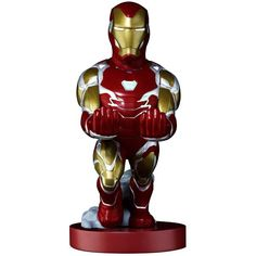 Фигурка Exquisite Gaming Cable Guy: Avengers: Ironman