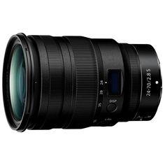 Объектив премиум Nikon NIKKOR Z 24-70mm f/2.8 S