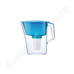 Водоочиститель-кувшин аквафор ультра, голубой