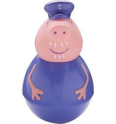 Фигурка-неваляшка Peppa Pig Дедушка Свин