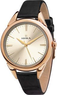Золотые женские часы в коллекции Celebrity Женские часы Ника 1281.0.1.45A Nika