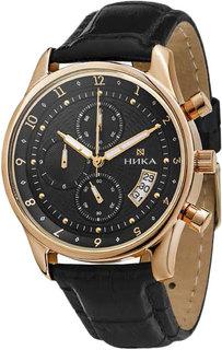 Золотые мужские часы в коллекции Gentleman Мужские часы Ника 1246.0.1.52A Nika