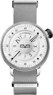 Швейцарские мужские часы в коллекции BB-01 Мужские часы Bomberg CT43H3SS.02-2.9