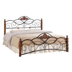 Кровать металлическая TC 114х163х210 см