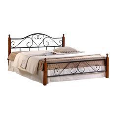 Кровать металлическая TC 91х167х210 см