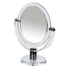 Зеркало настольное Wenko Sanitary Noci 15 см