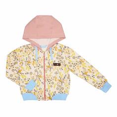 Куртка Lucky Child Осенний лес цветная 110-116