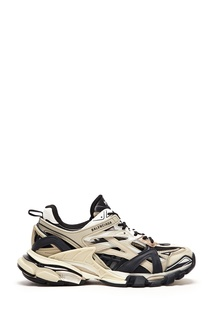 Бежевые кроссовки Track.2 Balenciaga