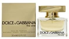 Dolce&Gabbana, The One парфюмерная вода жен., 30 мл