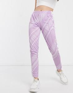 Спортивные штаны adidas Originals-Фиолетовый