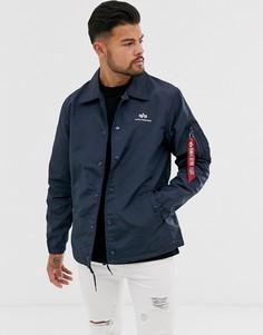 Спортивная куртка Alpha Industries-Синий