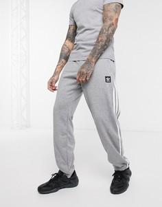 Спортивные штаны adidas originals Insley-Серый