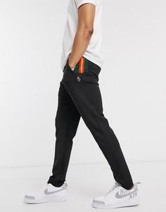 Спортивные штаны Luke-Черный