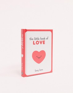 "Книга ""The little book of love\""-Мульти Books"