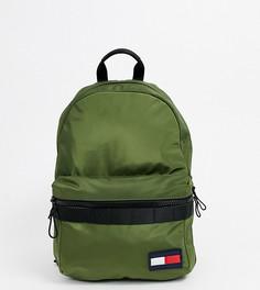 Рюкзак с логотипом цвета хаки эксклюзивно от Tommy Hilfiger-Зеленый