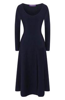 Платье из вискозы Ralph Lauren