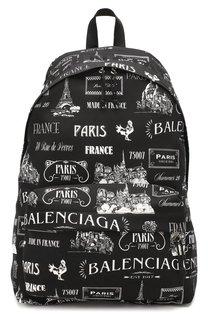 Текстильный рюкзак Balenciaga