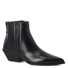 Ботинки FURLA FURLA WEST ANKLE BOOT T.45 черный