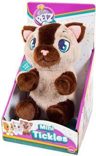 Интерактивная игрушка IMC toys Club Petz Котенок (бежево-коричневый)