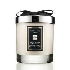 JO MALONE LONDON Свеча ароматная Sweet Almond & Macaroon Home Candle