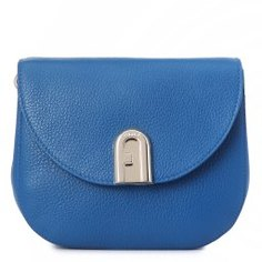 Сумка FURLA FURLA SLEEK MINI CROSSBODY синий