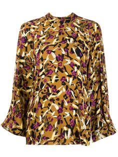 Dorothee Schumacher блузка с абстрактным принтом