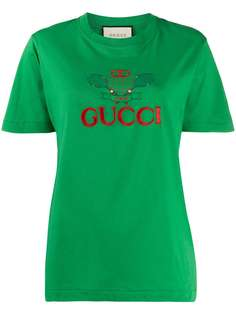 Gucci футболка Gucci Tennis с логотипом