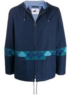 Anglozine легкая куртка Arles с капюшоном