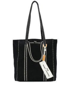 Marc Jacobs сумка-тоут с контрастным ярлыком