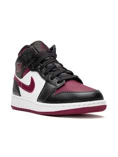 Nike Kids кроссовки Air Jordan 1 MID (GS)