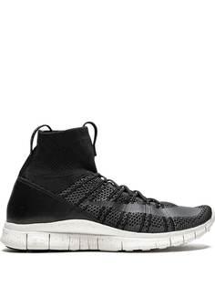 Nike высокие кеды