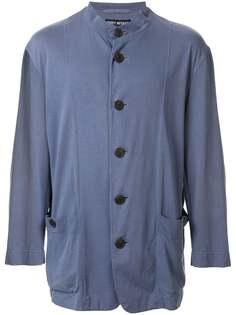 Issey Miyake Pre-Owned куртка с воротником-стойкой