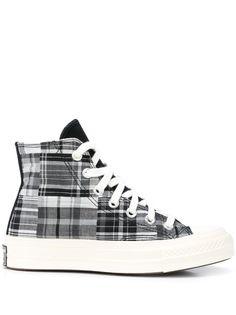 Converse высокие кеды Twisted Prep Chuck 70