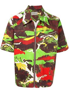 Necessity Sense куртка на молнии с короткими рукавами
