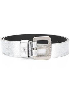 Patrizia Pepe metallic buckle belt
