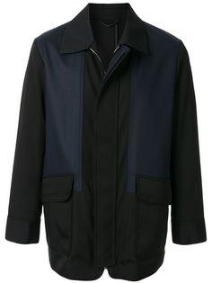 Cerruti 1881 легкая куртка в стиле колор-блок